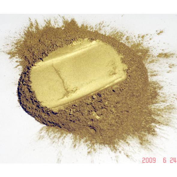 Or pale riche poudre de bronze à partir de 100g