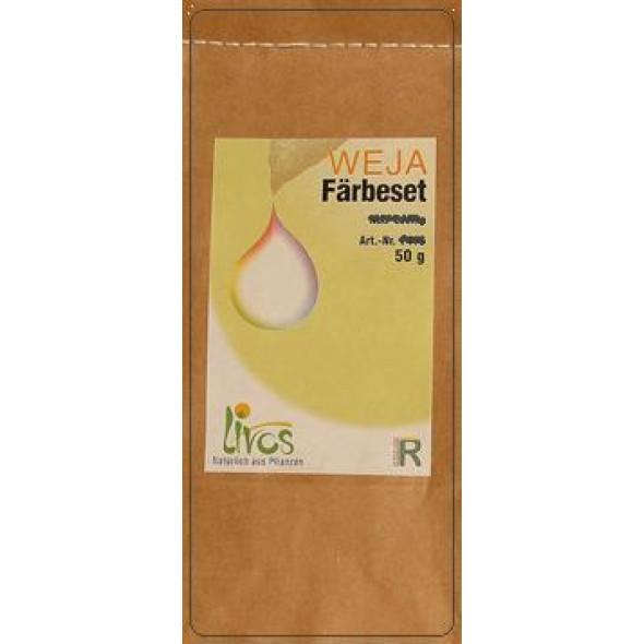 Teinture végétale coton et lin à partir de 250g LIVOS