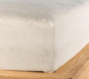 drap housse coton bio t linge de lit al se linge bio loisirs ameublement. Black Bedroom Furniture Sets. Home Design Ideas