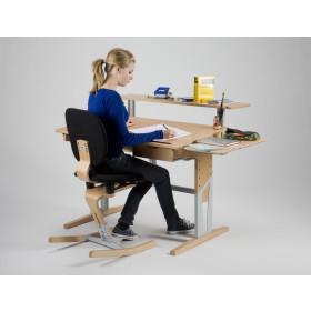 Si ge ergonomique moizi fauteuil ergonomique moizi for Bureau enfant evolutif