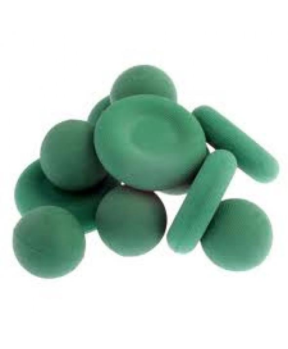 Balles de lavage et battoirs lot de 6 balles et 4 battoires