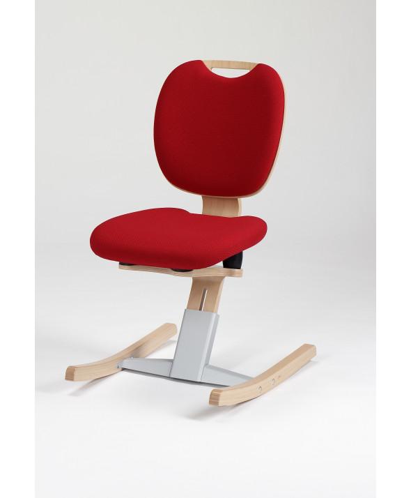 Siège ergonomique et réglable en tissus MOIZI 6
