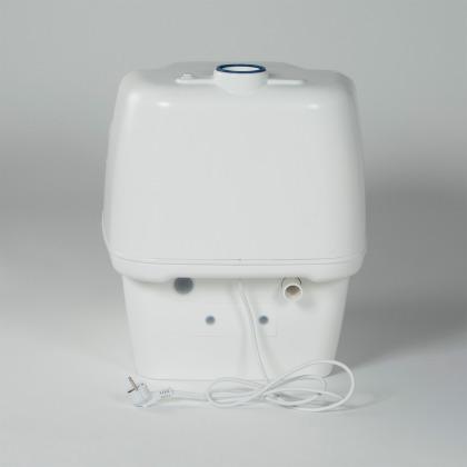 Tuyau souple blanc évacuation d'urine 2m VILLA 9000/9010