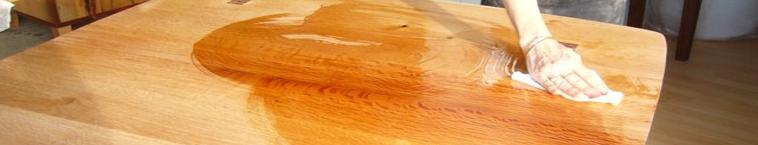 Saturateur, Huile bois