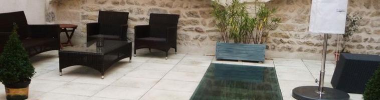 Nettoyage bois, terrasse, pierre, ciment