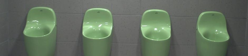 Urinoirs sans eau