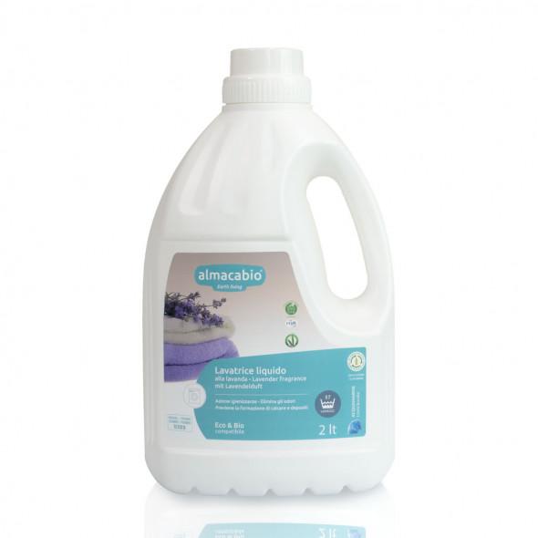 Lessive bio liquide parfum lavande 2L ALMACABIO