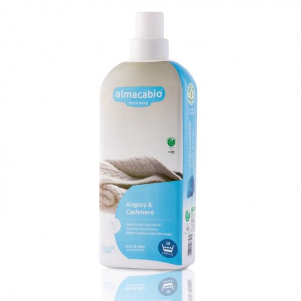 Lessive bio liquide linge délicat 1L ALMACABIO