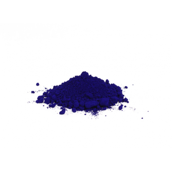 pigment naturel pour peinture bleu de prusse partir de 250g pigments naturels peintures. Black Bedroom Furniture Sets. Home Design Ideas