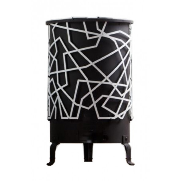 maison du poele a bois grand bois en fonte cheminepole bois insert pour la maison chauffage re. Black Bedroom Furniture Sets. Home Design Ideas