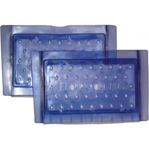 Eco plaquettes économiseur d'eau WC