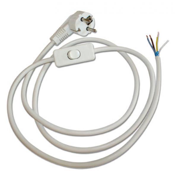 Cordon blind avec interrupteur bipolaire protection for Interrupteur lampe de chevet