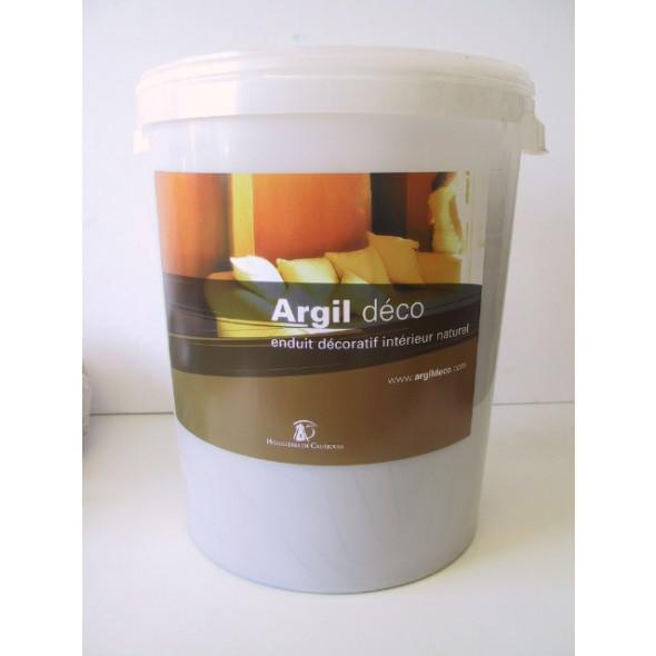 Enduit l 39 argile 25kg pour 12m2 en 1mm enduit l 39 argile naturel enduits naturels for Enduit de renovation reliss