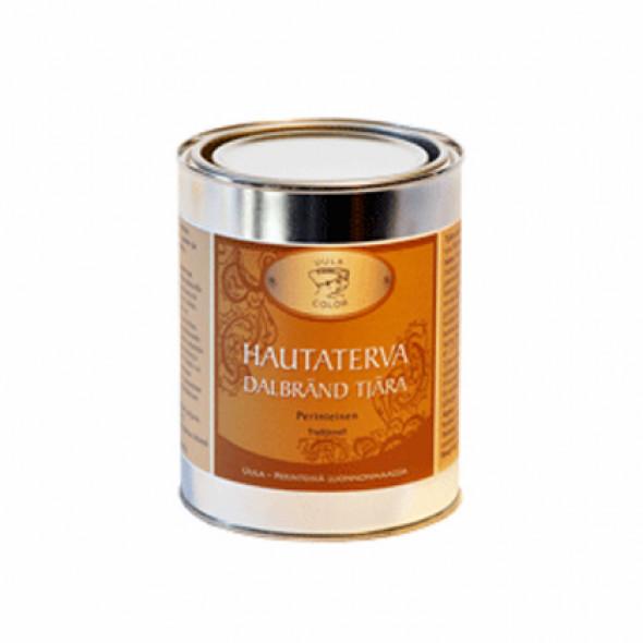 Goudron de pin naturel dit Gourdon de Norvège 100% pin (1L/5m2)