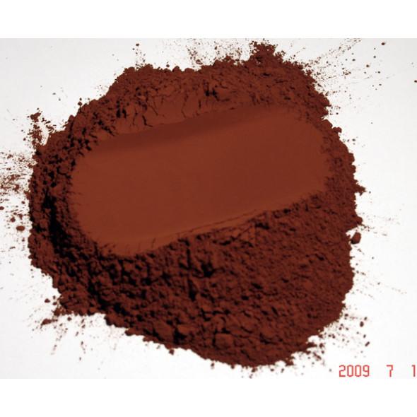 Pigment naturel pour peinture Rouge Hématite à partir de 250g