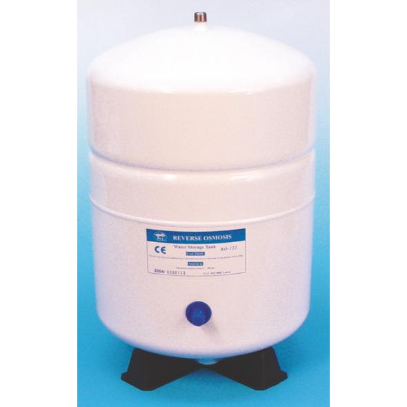 r servoir eau pour osmoseur hydropure compact exel blanc osmoseurs filtres eau. Black Bedroom Furniture Sets. Home Design Ideas
