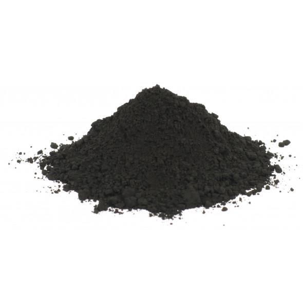 Pigment naturel pour peinture Noir de fumée à partir de 250g