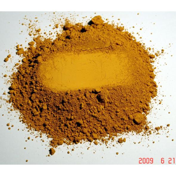 pigment naturel pour peinture ocre jaune partir de 250g pigments naturels pigments. Black Bedroom Furniture Sets. Home Design Ideas