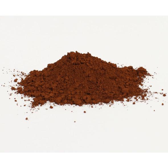 Pigment naturel pour peinture Oxyde de Fer Brun/Rouge à partir de 250g