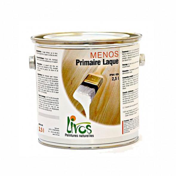 sous couche bois naturelle menos pour laque int rieur 1l 13m2 livos sous couche peinture. Black Bedroom Furniture Sets. Home Design Ideas