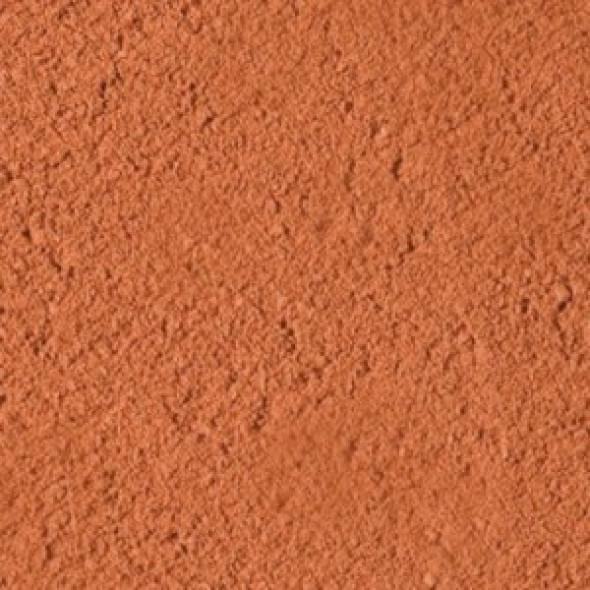 Enduit Terre rouge du Royan sac de 25kg (pour 4m2)