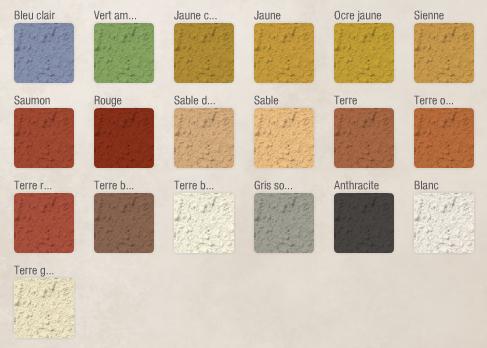 Enduit l 39 argile 25kg pour 12m2 en 1mm enduit l 39 argile naturel enduits naturels for Peinture enduit interieur
