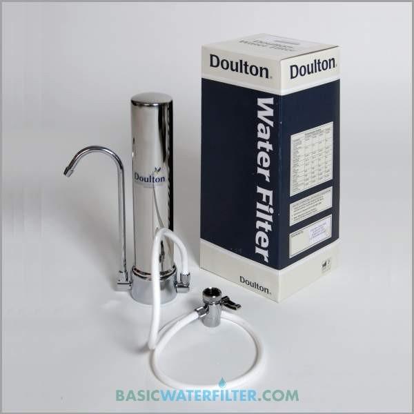 Filtre a eau maison filtre eau sur vier hcs inox doulton - Filtre eau potable maison ...
