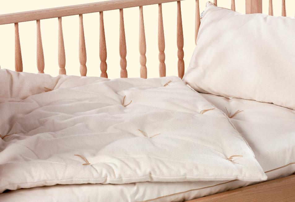 couette ber eau en coton bio 50x60cm 500g m2 linge bio droguerie literie. Black Bedroom Furniture Sets. Home Design Ideas