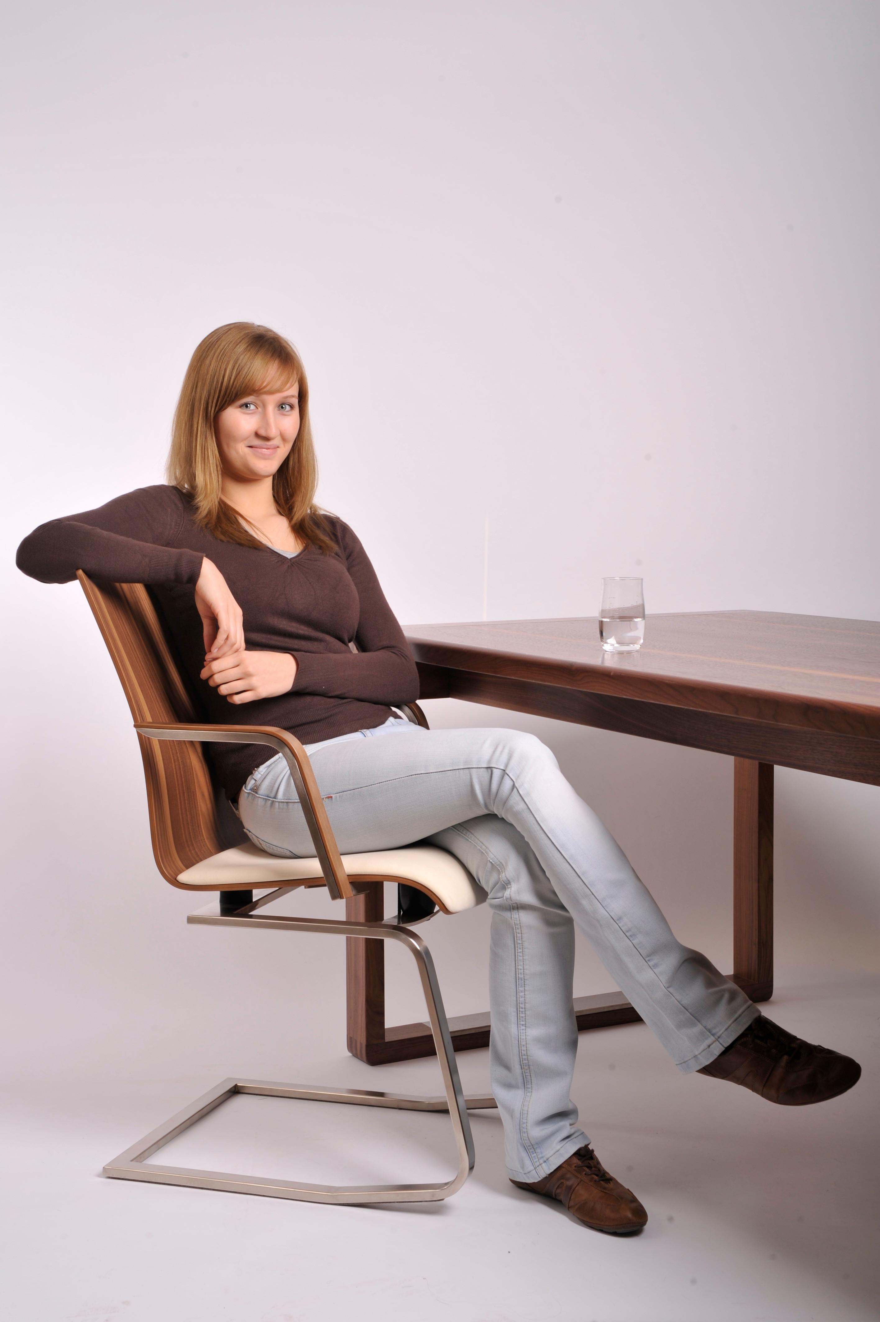 si ge salle manger en cuir sans accoudoir moizi24. Black Bedroom Furniture Sets. Home Design Ideas