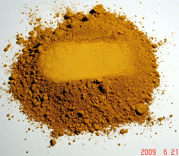 pigment naturel pour peinture ocre jaune partir de 250g. Black Bedroom Furniture Sets. Home Design Ideas