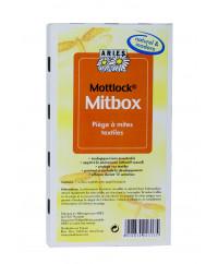 Piège anti-mites textiles 20x11x2cm mitbox ARIES