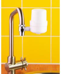 Filtre à eau sur robinet 0,45 microns serenity HYDROPURE