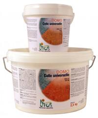 Colle universelle naturelle DOMO pour liège, lino, jute (1Kg/5m2) Livos