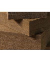 Panneaux rigide de FIBRE DE BOIS 1,25x0,6m (0,75m2)
