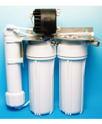 Osmoseur Hydropure Compact-Exel avec réservoir et robinet