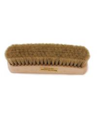 Brosse à lustrer 16,5cm beige