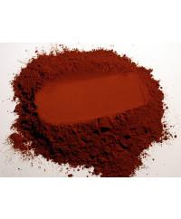 Pigment naturel pour peinture Terre de Sienne calcinée à partir de 250g