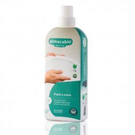 Liquide vaisselle bio à main 1L ALMACABIO