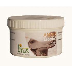 Crème entretien cuir ambis 250ml LIVOS