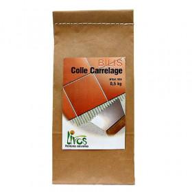 Colle carrelage naturelle Bilis (1kg/1m2) Livos
