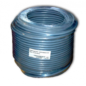 Cable blindé rigide 3x1.5mm2 -100 m
