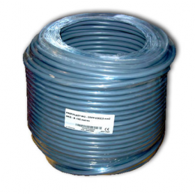 Cable blindé rigide 3x2.5mm2 -100 m