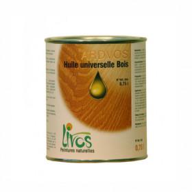 HUILE pour bois naturelle universelle ARDVOS intérieure Livos (1L/11m2 en 3 couches)