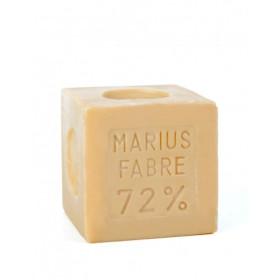 Savon de Marseille à l'huile d'olive cube de 400g MARIUS FABRE