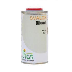 Diluant écologique SVALOS sans odeur Livos