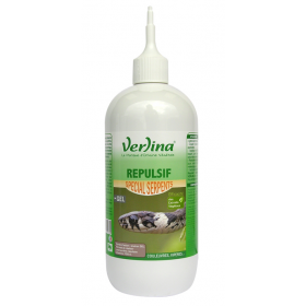 Répulsif serpents origine végétale 500ml VERLINA