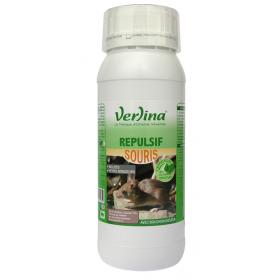 Répulsif souris mulots origine végétale 500ml VERLINA