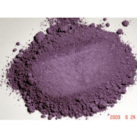 Pigment naturel pour peinture Violet Outremer à partir de 250g