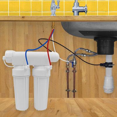 osmoseur filtration hydropure