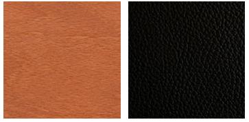 Fauteuil de relaxation ergonomique en cuir MOIZI